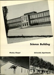 Page 14, 1953 Edition, Eastern New Mexico University - Silver Pack Yearbook (Portales, NM) online yearbook collection