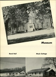 Page 16, 1953 Edition, Eastern New Mexico University - Silver Pack Yearbook (Portales, NM) online yearbook collection