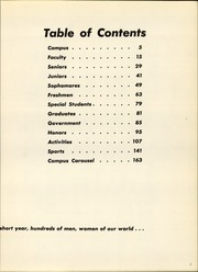 Page 7, 1953 Edition, Eastern New Mexico University - Silver Pack Yearbook (Portales, NM) online yearbook collection