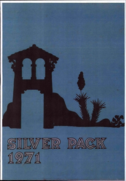 Page 1, 1971 Edition, Eastern New Mexico University - Silver Pack Yearbook (Portales, NM) online yearbook collection