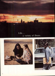 Page 14, 1971 Edition, Eastern New Mexico University - Silver Pack Yearbook (Portales, NM) online yearbook collection