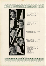Page 26, 1929 Edition, Aquinas College High School - Aquinian Yearbook (Columbus, OH) online yearbook collection