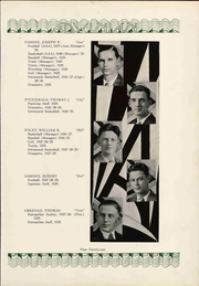Page 29, 1929 Edition, Aquinas College High School - Aquinian Yearbook (Columbus, OH) online yearbook collection