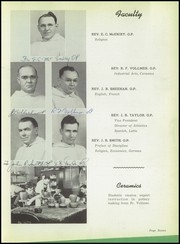 Page 11, 1945 Edition, Aquinas College High School - Aquinian Yearbook (Columbus, OH) online yearbook collection