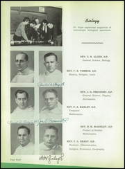 Page 12, 1945 Edition, Aquinas College High School - Aquinian Yearbook (Columbus, OH) online yearbook collection