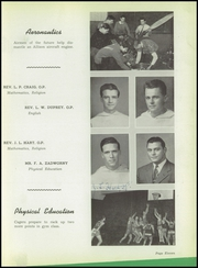 Page 15, 1945 Edition, Aquinas College High School - Aquinian Yearbook (Columbus, OH) online yearbook collection