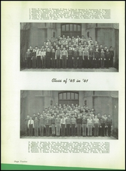 Page 16, 1945 Edition, Aquinas College High School - Aquinian Yearbook (Columbus, OH) online yearbook collection