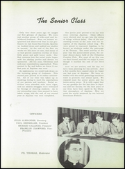 Page 17, 1945 Edition, Aquinas College High School - Aquinian Yearbook (Columbus, OH) online yearbook collection