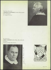 Page 9, 1945 Edition, Aquinas College High School - Aquinian Yearbook (Columbus, OH) online yearbook collection