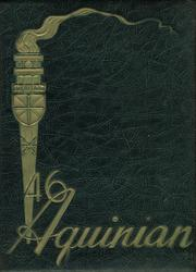 Aquinas College High School - Aquinian Yearbook (Columbus, OH) online yearbook collection, 1946 Edition, Page 1