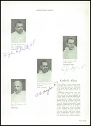 Page 13, 1953 Edition, Aquinas College High School - Aquinian Yearbook (Columbus, OH) online yearbook collection