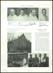 Page 14, 1953 Edition, Aquinas College High School - Aquinian Yearbook (Columbus, OH) online yearbook collection