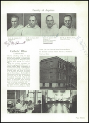Page 15, 1953 Edition, Aquinas College High School - Aquinian Yearbook (Columbus, OH) online yearbook collection
