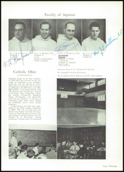 Page 17, 1953 Edition, Aquinas College High School - Aquinian Yearbook (Columbus, OH) online yearbook collection