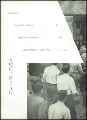 Page 8, 1953 Edition, Aquinas College High School - Aquinian Yearbook (Columbus, OH) online yearbook collection