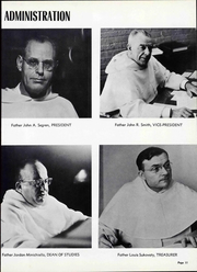Page 19, 1965 Edition, Aquinas College High School - Aquinian Yearbook (Columbus, OH) online yearbook collection