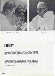 Page 20, 1965 Edition, Aquinas College High School - Aquinian Yearbook (Columbus, OH) online yearbook collection