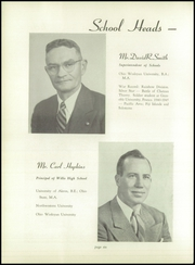 Page 10, 1950 Edition, Frank B Willis High School - Delhi Yearbook (Delaware, OH) online yearbook collection