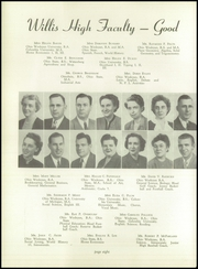 Page 12, 1950 Edition, Frank B Willis High School - Delhi Yearbook (Delaware, OH) online yearbook collection
