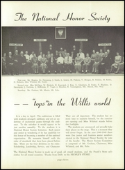 Page 15, 1950 Edition, Frank B Willis High School - Delhi Yearbook (Delaware, OH) online yearbook collection