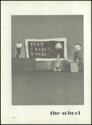 Page 11, 1951 Edition, Frank B Willis High School - Delhi Yearbook (Delaware, OH) online yearbook collection