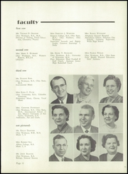 Page 15, 1951 Edition, Frank B Willis High School - Delhi Yearbook (Delaware, OH) online yearbook collection