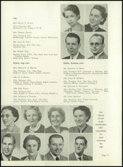 Page 16, 1951 Edition, Frank B Willis High School - Delhi Yearbook (Delaware, OH) online yearbook collection