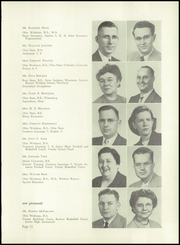 Page 17, 1951 Edition, Frank B Willis High School - Delhi Yearbook (Delaware, OH) online yearbook collection