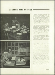Page 18, 1951 Edition, Frank B Willis High School - Delhi Yearbook (Delaware, OH) online yearbook collection