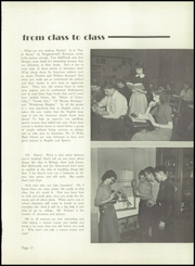 Page 19, 1951 Edition, Frank B Willis High School - Delhi Yearbook (Delaware, OH) online yearbook collection
