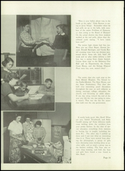 Page 20, 1951 Edition, Frank B Willis High School - Delhi Yearbook (Delaware, OH) online yearbook collection
