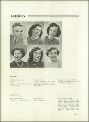 Page 24, 1951 Edition, Frank B Willis High School - Delhi Yearbook (Delaware, OH) online yearbook collection