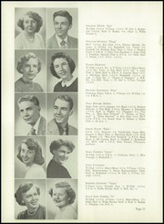 Page 26, 1951 Edition, Frank B Willis High School - Delhi Yearbook (Delaware, OH) online yearbook collection