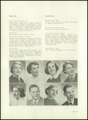 Page 28, 1951 Edition, Frank B Willis High School - Delhi Yearbook (Delaware, OH) online yearbook collection