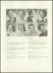 Page 29, 1951 Edition, Frank B Willis High School - Delhi Yearbook (Delaware, OH) online yearbook collection