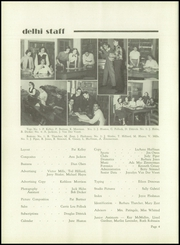 Page 8, 1951 Edition, Frank B Willis High School - Delhi Yearbook (Delaware, OH) online yearbook collection