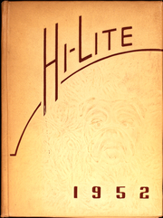 Page 1, 1952 Edition, Greensburg High School - Hi Lites Yearbook (Greensburg, OH) online yearbook collection