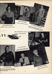 Page 11, 1952 Edition, Greensburg High School - Hi Lites Yearbook (Greensburg, OH) online yearbook collection