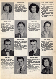 Page 13, 1952 Edition, Greensburg High School - Hi Lites Yearbook (Greensburg, OH) online yearbook collection