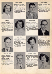 Page 15, 1952 Edition, Greensburg High School - Hi Lites Yearbook (Greensburg, OH) online yearbook collection