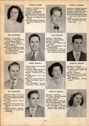 Page 16, 1952 Edition, Greensburg High School - Hi Lites Yearbook (Greensburg, OH) online yearbook collection
