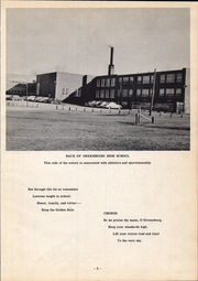 Page 7, 1952 Edition, Greensburg High School - Hi Lites Yearbook (Greensburg, OH) online yearbook collection