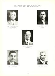 Page 14, 1939 Edition, Pomeroy High School - Pomeroyan Yearbook (Pomeroy, OH) online yearbook collection