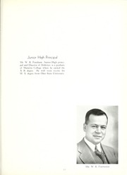 Page 17, 1939 Edition, Pomeroy High School - Pomeroyan Yearbook (Pomeroy, OH) online yearbook collection