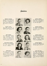 Page 12, 1946 Edition, Sycamore High School - SIHIS Yearbook (Sycamore, OH) online yearbook collection