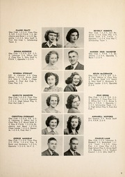 Page 13, 1946 Edition, Sycamore High School - SIHIS Yearbook (Sycamore, OH) online yearbook collection