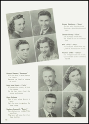 Page 16, 1950 Edition, Sycamore High School - SIHIS Yearbook (Sycamore, OH) online yearbook collection