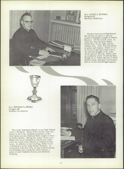 Page 14, 1957 Edition, St Marys High School - Bluebook Yearbook (Akron, OH) online yearbook collection