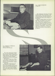 Page 15, 1957 Edition, St Marys High School - Bluebook Yearbook (Akron, OH) online yearbook collection