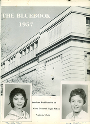 Page 5, 1957 Edition, St Marys High School - Bluebook Yearbook (Akron, OH) online yearbook collection